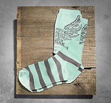 Eagle Knee Socks