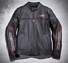 Ride Ready Leather Jacket