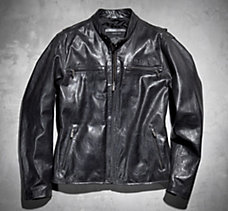 #1 Vintage Leather Jacket