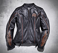 Juneau Leather Jacket