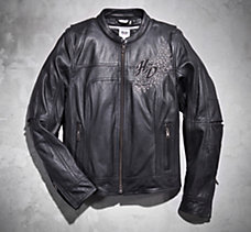 Affinity Leather Jacket