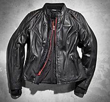 FXRG Leather Jacket