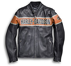 Victory Lane Leather Jacket