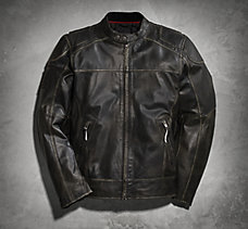 Lone Star Leather Jacket