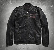 Men S Motorcycle Jackets Riding Jackets Harley Davidson