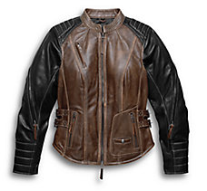 Capitol Leather Jacket