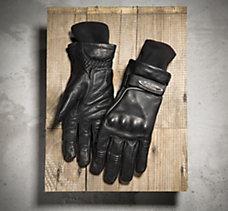 FXRG Leather Gloves
