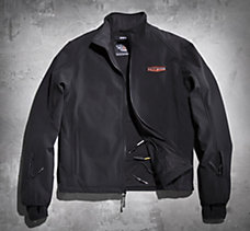Dual-Source Heated Jacket Liner