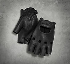 Open Knuckle Gloves