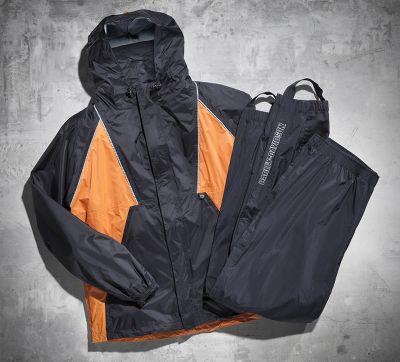 Harley Davidson Canal Street Rain Suit