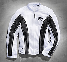 Signature II Mesh Jacket