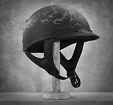 Smoke Hybrid 1/2 Helmet