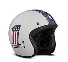 RWB #1 B01 3/4 Helmet