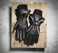 Windshielder Full-Finger Leather...