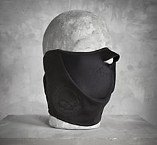 Skull Wind-Resistant Face Mask