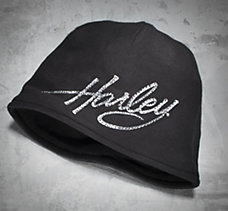 Bling Harley Fleece Hat