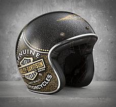 Tantalus Retro 3/4 Helmet