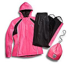 Hi-Vis Reflective Rain Suit