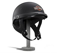 Pioneer Sun Shield Half Helmet