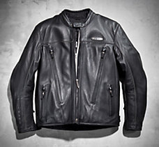 FXRG Midweight Leather Jacket