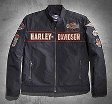 Low Gear Nylon Casual Jacket