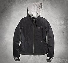 Skull 3-in-1 Outerwear Jacket