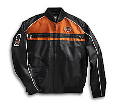 Moto Ride Nylon Jacket