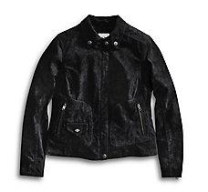 Soar Sueded Jacket