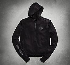 Thunder Hooded Soft Shell Jacket