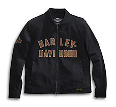 Becher Garage Jacket