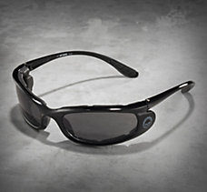 Slick Skull Dark Grey Lens