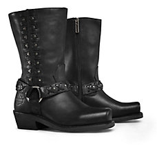 Auburn Performance Boots - Black