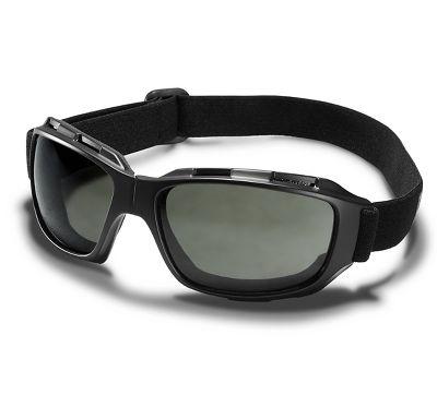 bend performance goggles smoke grey