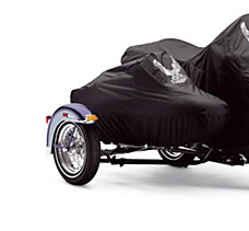 Eagle Sidecar Cover