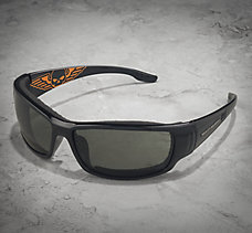 Drive Grey Performance Glasses