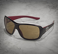 Abby Performance Glasses - Red S...