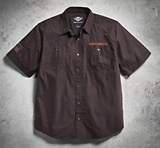 Pre-Luxe Microstripe Shirt