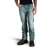 Modern Straight Leg Fit Jeans