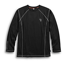 Performance Long Sleeve Tee with...