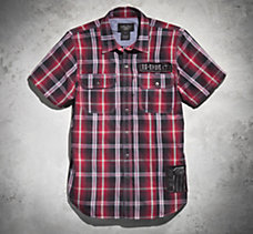 Plaid to the Bone Shirt