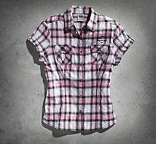 Pink Label Plaid Shirt