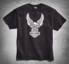 Iconic Eagle Short-Sleeve Tee