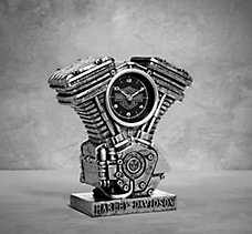 Resin Engine Clock