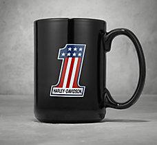 #1 Ceramic Mug