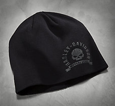 Skull Knit Hat