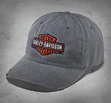 Vintage Trademark Logo Cap