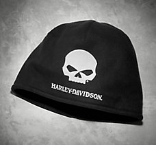 Skull Cold Weather Fleece Hat