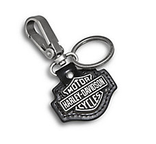 Bar & Shield Key Fob