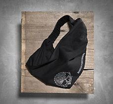 Crystal Skull Headwrap