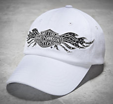 Studded Wings Cap
